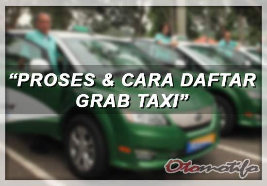 Cara Daftar Grab Taxi