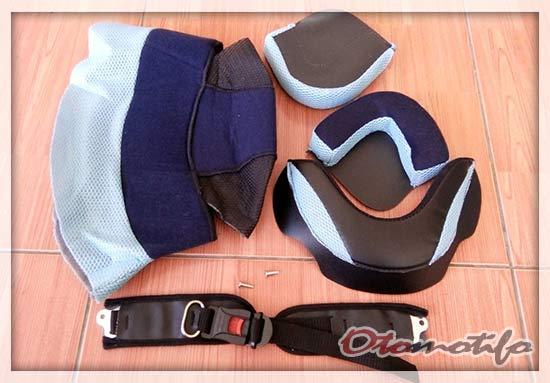 Cara Mencuci Helm Motor