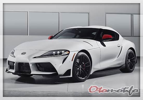 Desain Toyota Supra
