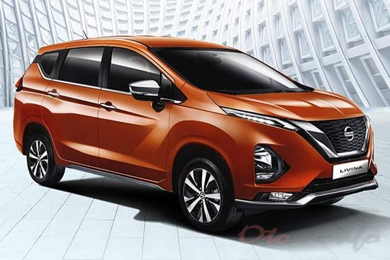 Gambar All New Nissan Livina