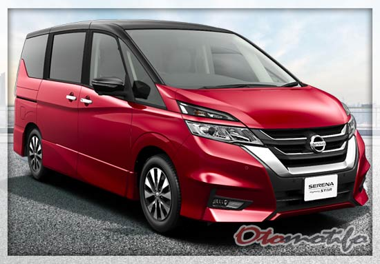 Gambar All New Nissan Serena