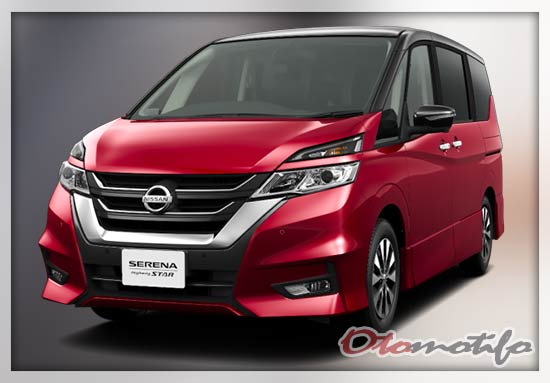 Gambar All New Serena