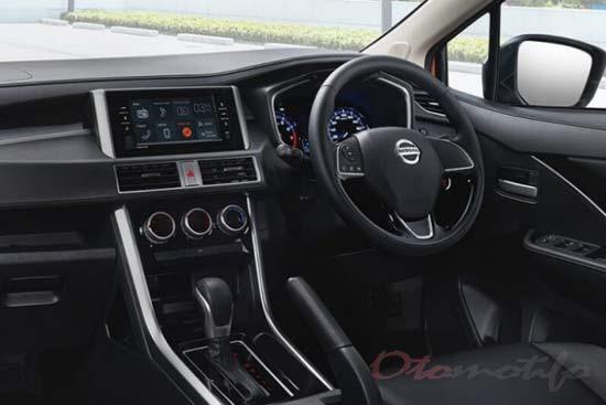 Gambar Interior Nissan Livina