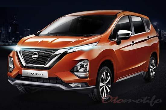 Gambar Nissan Livina 2019