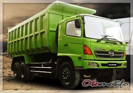Harga Dump Truck Hino Ranger.