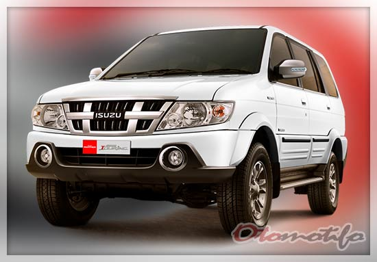 Harga Isuzu Panther Grand Touring