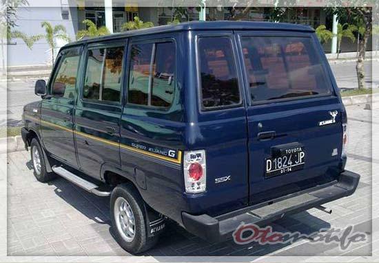 Harga Mobil Kijang Grand Extra