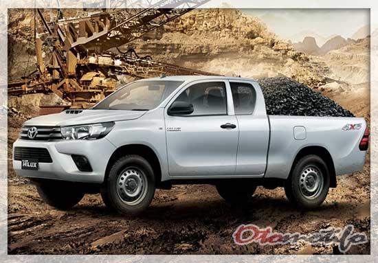 Harga Mobil Pick Up Toyota Hilux C Cab