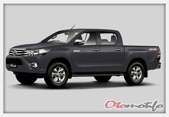 Harga Mobil Pick Up Toyota Hilux D Cab