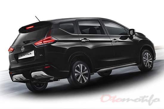 Harga Nissan Livina