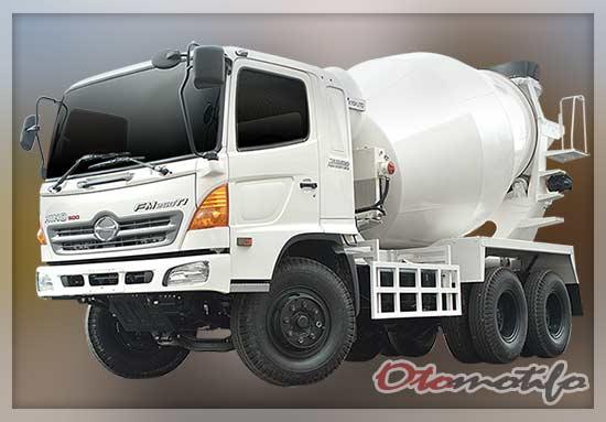 Harga Truck Molen Hino