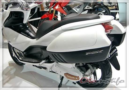 Side Box Honda PCX