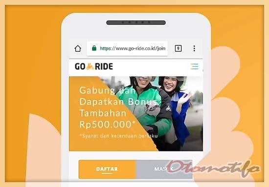 Situs Pendaftaran Gojek