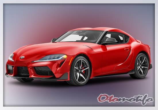 Spesifikasi dan Harga Toyota Supra Terbaru