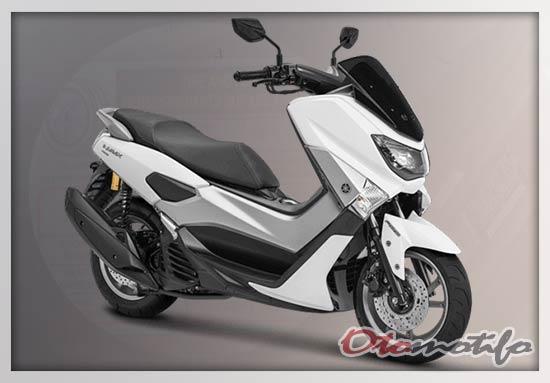 Warna Motor NMAX Putih