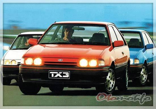 Gambar Ford Laser TX3