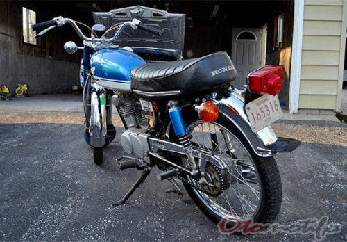 Gambar Honda CB 100