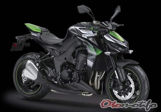 Gambar Kawasaki Z1000