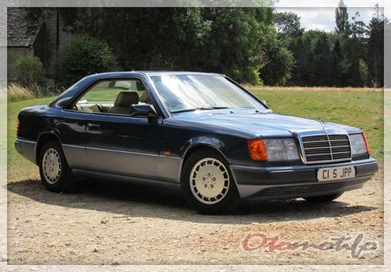 Gambar Mercedes Benz 300CE