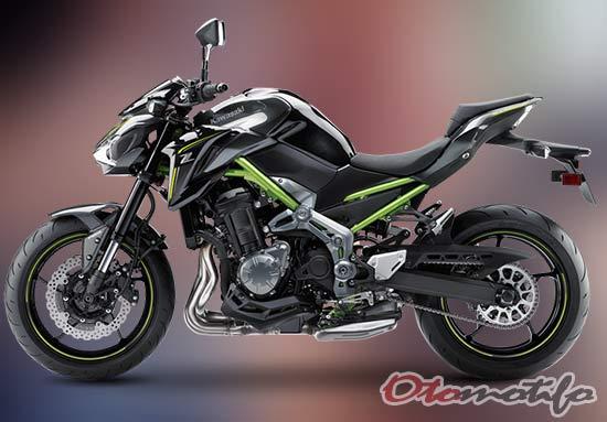 Gambar Motor Kawasaki Z900