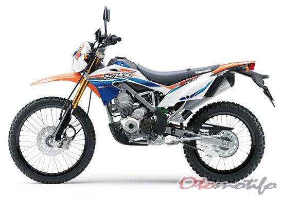 Harga Motor KLX 150 BF SE -Xtreme