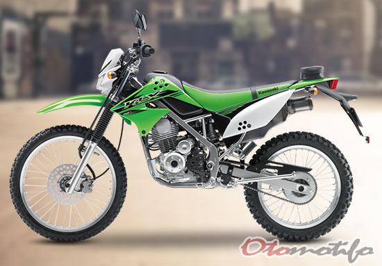 Harga Motor KLX 150L