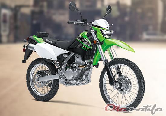 Harga Motor KLX 250