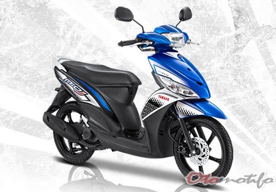 Harga Motor Mio J Bekas
