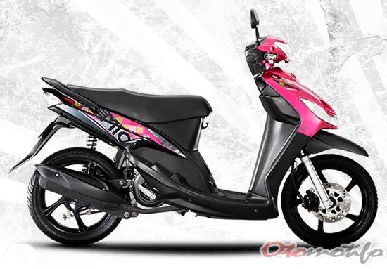 Harga Motor Mio Sporty Bekas