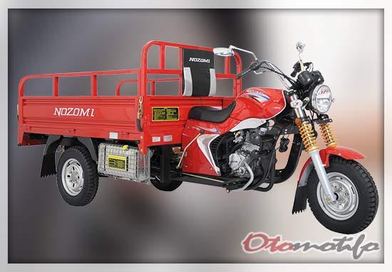 Harga Motor Roda Tiga Nozomi Azabu 150