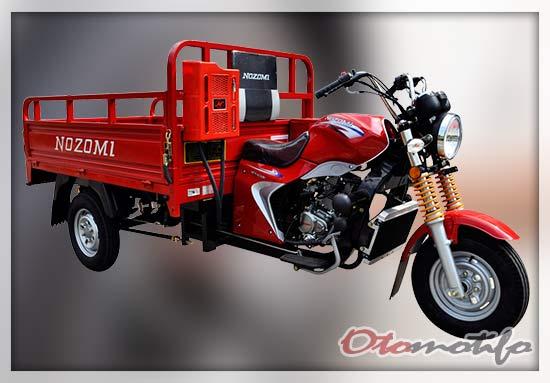 Harga Motor Roda Tiga Nozomi Azabu 250
