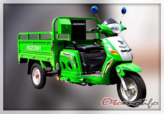 Harga Motor Roda Tiga Nozomi Srikandi