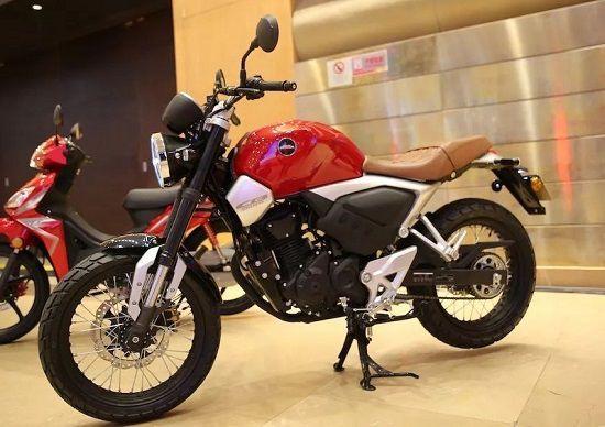 Spesifikasi dan Harga Honda CB190SS
