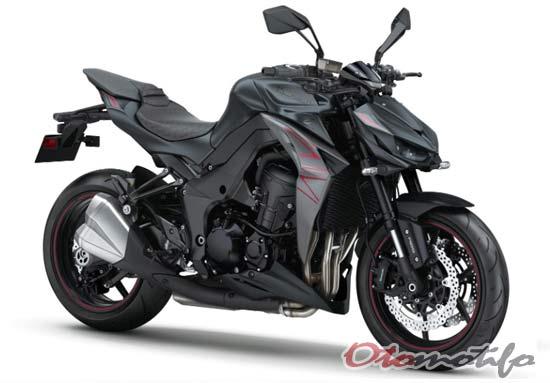 Spesifikasi dan Harga Kawasaki Z1000