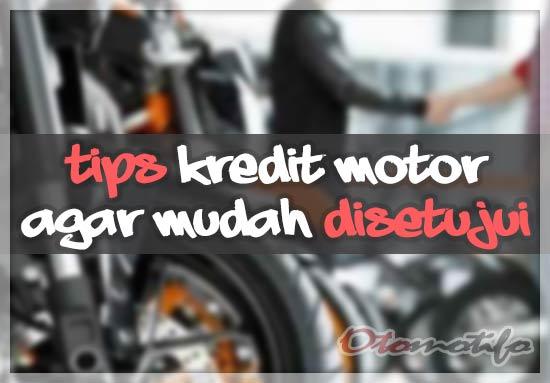 Tips Kredit Motor