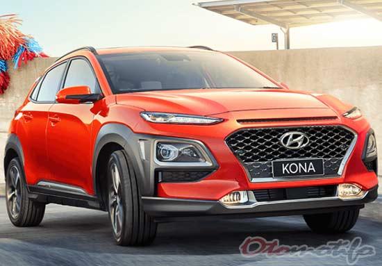 Foto Mobil Hyundai Kona