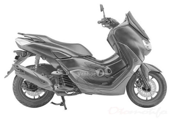 Gambar All New Yamaha NMAX