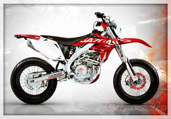 Gazgas GE 250 GZ2 Supermoto Edition
