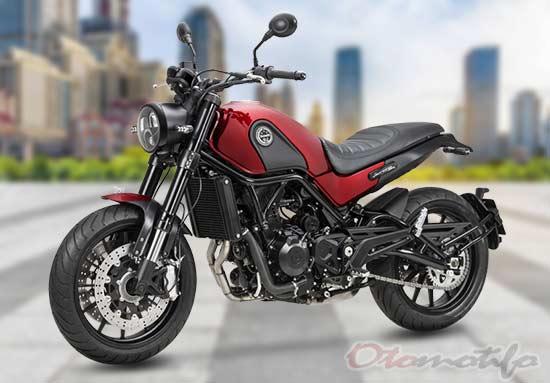 Gambar Motor Benelli Leoncino 500cc