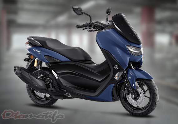 Harga All New Yamaha NMAX 2020