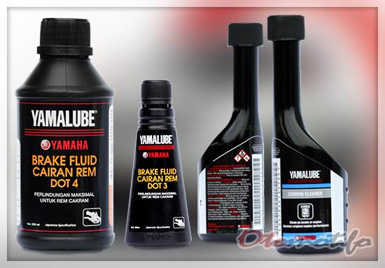 Yamalube Chemical Oil