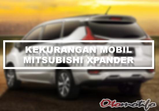 Kelebihan Mitsubishi Xpander