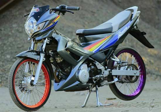 Satria FU Thailook