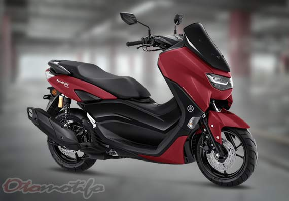 Spesifikasi All New Yamaha NMAX 2020
