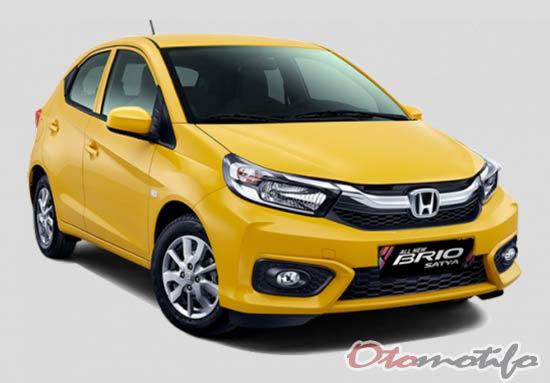 Spesifikasi Mobil Brio