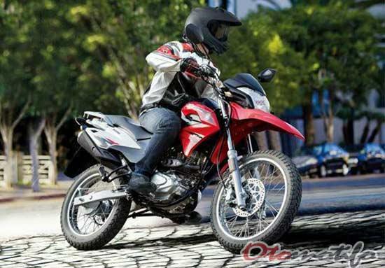 Spesifikasi Motor Suzuki DR150