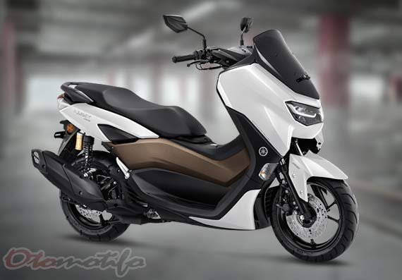 Spesifikasi dan Harga All New Yamaha NMAX 2020