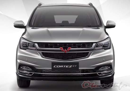 Eksterior Wuling Cortez Turbo