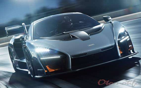 Gambar McLaren Senna
