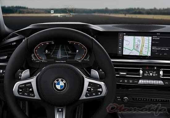 Interior Mobil BMW Z4